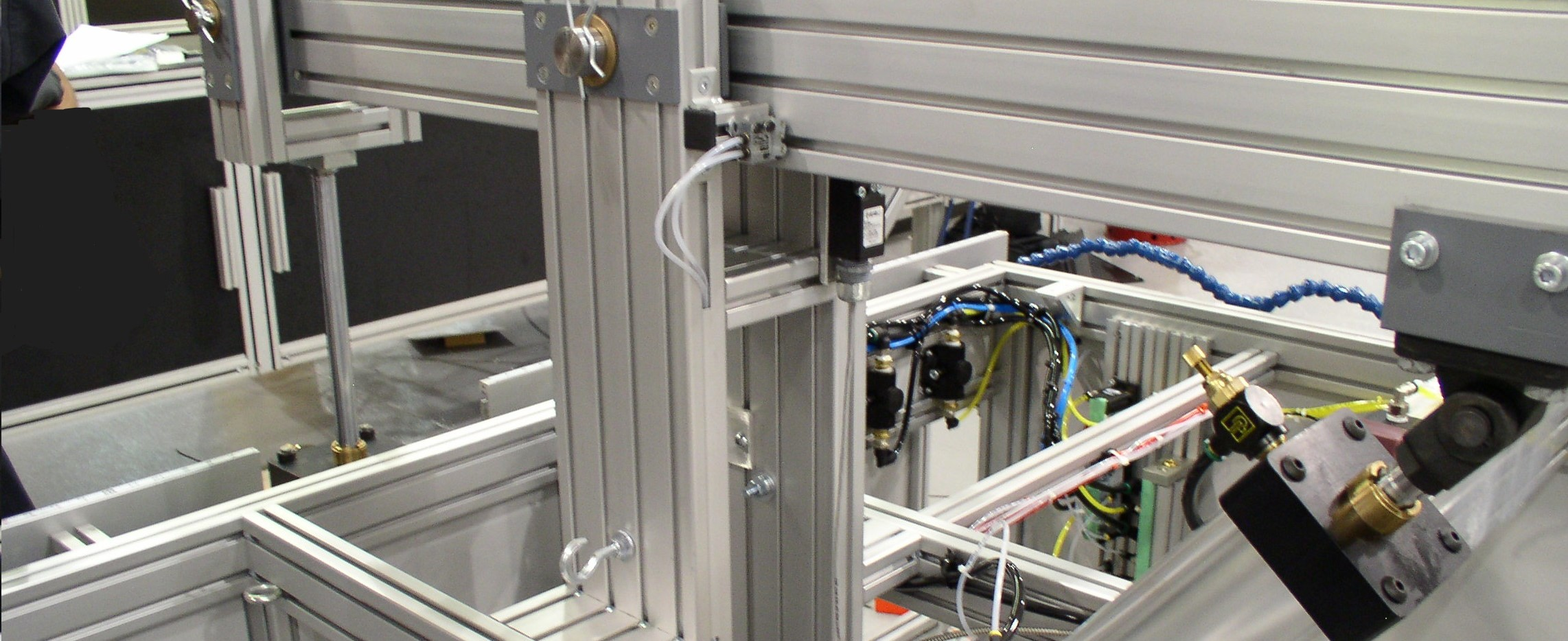 Automated Motion And Vision Systems Sidac Basic Operation Working With Parker Ips Extruded Aluminum The Designers Technicians At Sidacs Design Center Will Analyse Initial Requirements Produce